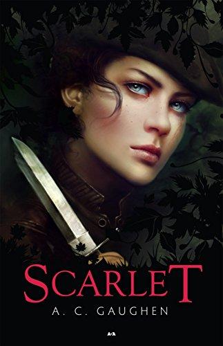 Scarlet par [Gaughen, A. C.]