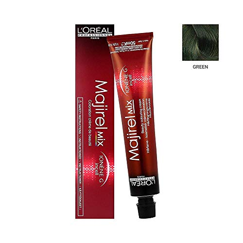 L'Oréal Majirel Mix Grün, 1er Pack (1 x 50 ml)