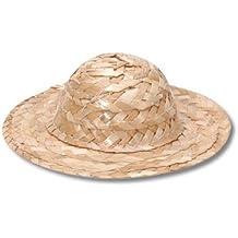 Darice – Plantilla para grabar y Catan Floral dar28942 sombrero de paja 5  en. Redondo 38ae42968f8