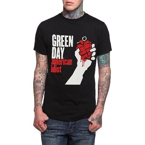 Green Day stupido DA UOMO T-Shirt