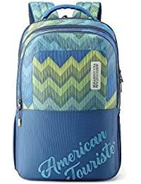 American Tourister Crone 29 Ltrs Teal Casual Backpack (FG8 (0) 11 205)