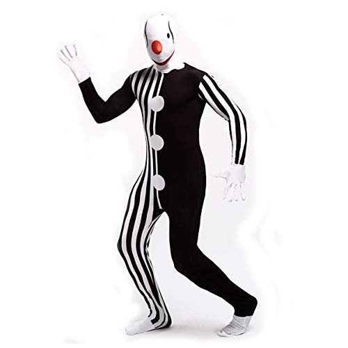 SuperSkin Costume - Adult Unisex Men & Women Second Skin | Zentai Onesie Clothing Outfit Lycra (Large) ()