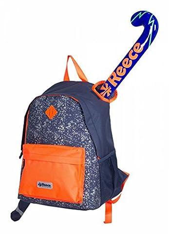 REECE Northam Hockey Sac à dos Bleu marine/orange enfants Bleu marine/orange, Standard