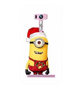 TOUCHNER (TN) Merry Minion 2 Back Case Cover for Asus Zenfone Selfie::Asus Zenfone Selfie ZD551KL