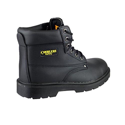 Amblers FS159 - Chaussures montantes de sécurité - Homme Noir