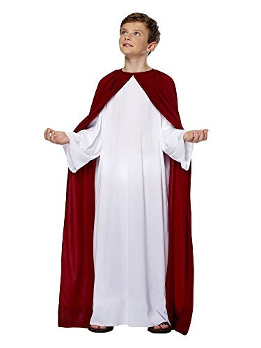 Francoamerican Novelty Company Deluxe Jesus Costume Child-Multicoloured-S by Franco American Novelty ()