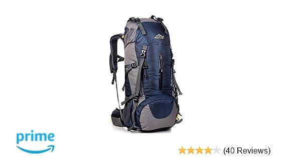 Alando wasserdichter rucksack wanderrucksack trekkingrucksack