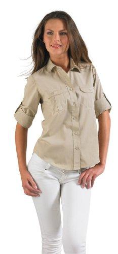 Womens Long Sleeve Shirt Bolivia Rope