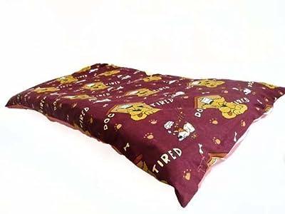 Standard Pet Bed SLIGHT SECOND (Terracotta)