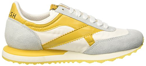Walsh Run Style, Scarpe da Basket Donna Multicolore (White/Yellow)