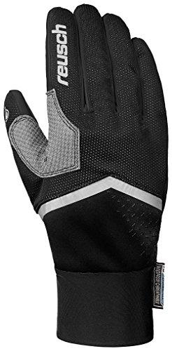 Reusch Herren Arien STORMBLOXX Handschuhe Black/Silver, 9.5