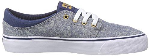 DC ShoesTRASE TX SE J SHOE - Scarpe da Ginnastica Basse Donna Blu (Azul - Blau (ISB))