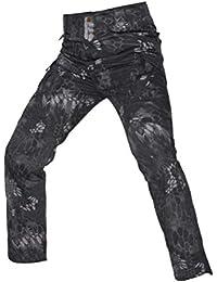 pantalones tácticos hombre, Covermason IX9 City Pantalones cargo táctico para hombres Combat SWAT Pantalones militares