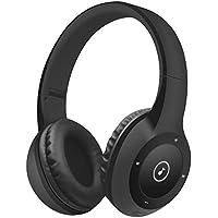 ZXzz Auriculares inalámbricos Bluetooth para Auriculares 40 Horas de Tiempo de Reproducción con micrófono para Llamadas