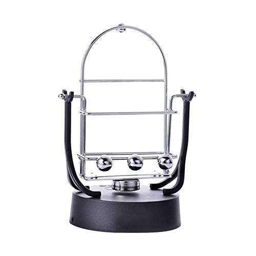 Home Cradle (Pinsel Synchronizer Swing Handy-Wippe,Schaukel Balance Ball Maschine Newtons,Cradle Handy Halter Stehen,Office Home Decoration Druckentlastung Kinder Geschenk)