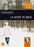 La mort de Belle (cc) - Audio livre 1CD MP3 - 625 Mo