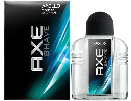 2 x Axe After Shave Apollo