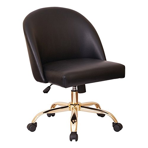 Work Smart/Ave Six Layton Mid Back Office Chair