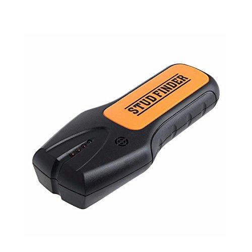 Stud Finder, 3-in-1 Handheld Metalldetektor Stud Finder mit Tonwarnung und LED-Anzeige für Holz Stud/AC Draht/Metalldetektor, Multi Scanning Wandsensor