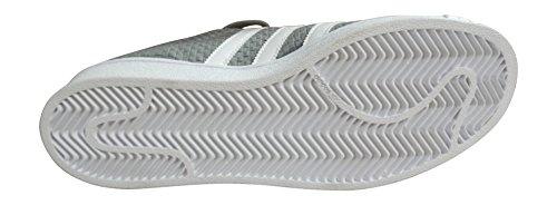 Adidas Superstar Herren Sneaker MGSOGR/FTWWHT/FTWWHT AQ4683