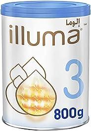 Wyeth Nutrition Illuma Stage 3, 1-3 Years, 800G