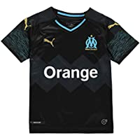 Puma Olympique de Marseille Away Shirt Replica SS Kids Maillots Enfant