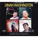 Dinah Washington: 4 Originals (2CD)