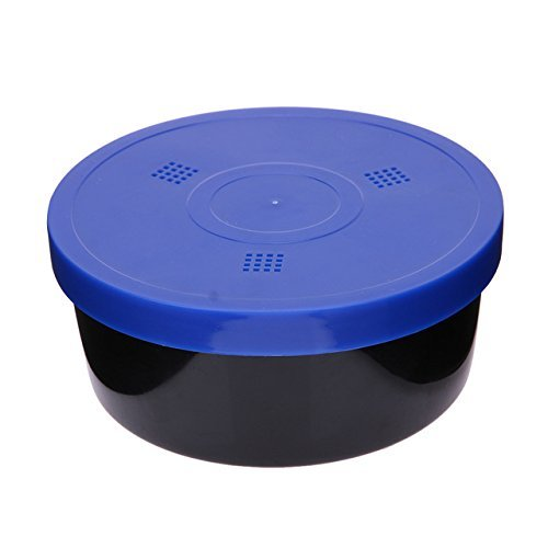 Generic PP Earthworm Box Live Bait Box with Breather Holes Plastic Fishing Tackle Fish Bait Keep Alive Container Storange Box