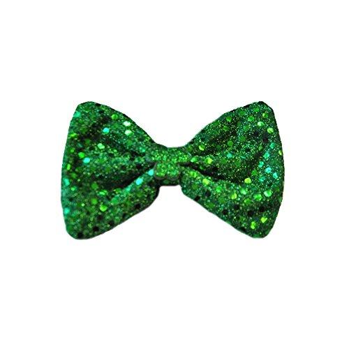d Shamrock elastische Fliege (Irish Leprechaun Kostüm)
