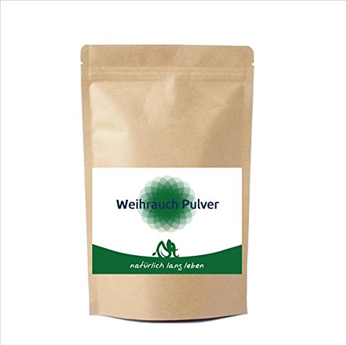 Boswellia Serrata Extrakt (Weihrauch Extrakt 85% Pulver 100 g (Boswellia serrata))