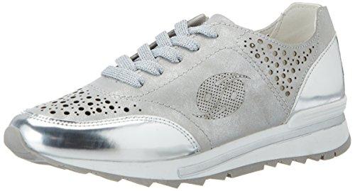 Dockers by Gerli Damen 40CR201-686550 Sneaker, Silber (Silber 550), 41 EU