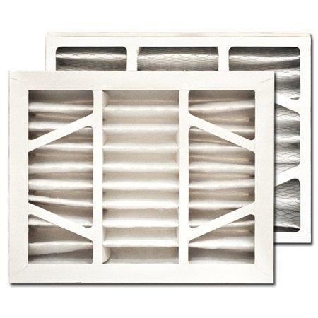 16x20x5 (15.75x19.75x4.38) MERV 10 Honeywell Grill Filter (2 Pack)