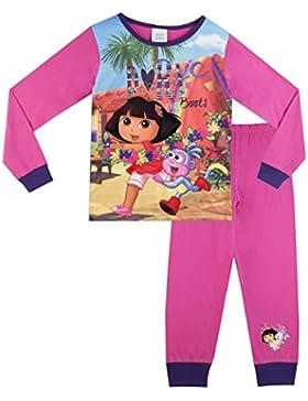 Dora l'esploratrice - Pigiama a maniche lunghe per ragazze - Dora the Explorer