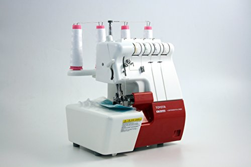 Máquina de coser Toyota SLR4D