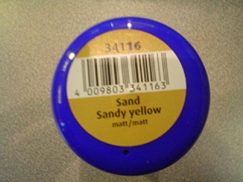 Revell 34116 - Modellbau Sprayfarben, matt sand