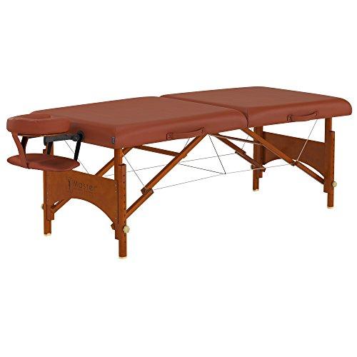 Master Massage 65cm Fairlane Pro Masaje Portátil Mesa Plegable Soporta Belleza Cama...