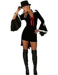 Mix lot Ladies, Frauen reizvolle Fräulein Vampire Gothic Halloween, Dress Up Parties Kostüm Größen: S / M / L / XL