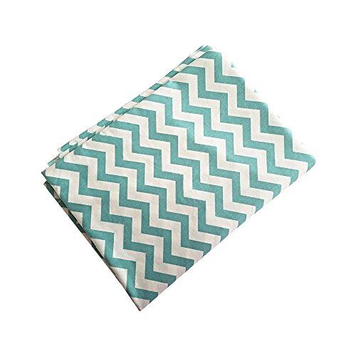 Anjing DIY Nähen Scrapbooking Quilt Stoff Quadrate Sortiert Muster 5Meter x 160cm 5# -