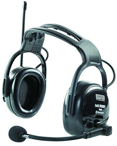 MSA Electronic MSA Kopfband Ohr Muff, links/rechts Wireless Welt Dual (Muff Kit)