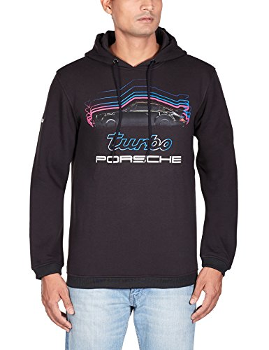 Adidas Turbo con cappuccio Black
