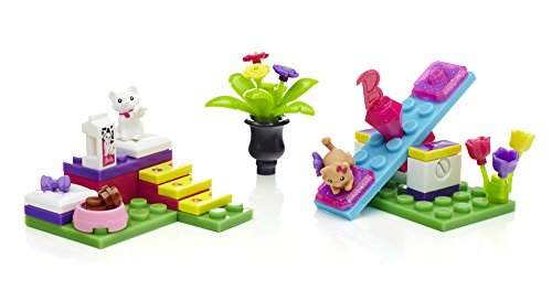 Barbie Kitty Play 44 PIECES ! MEGA BLOKS !