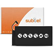 subtel Batería (4300mAh) para Google Nexus 7 (2012) / ASUS Pad ME370T / C11-ME370T / C11-EP71 / ME3PNJ3