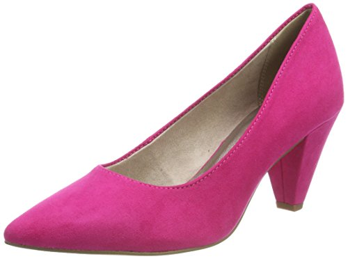 Tamaris Damen 22481 Pumps, Pink (Pink), 38 EU