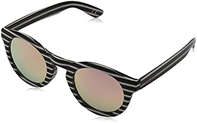 vans Mujer LOLLIGAGGER SUNGLASSES Gafas de sol, Multicolor (GOOD TIMES STRIPE)