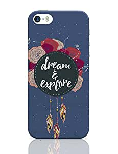 PosterGuy iPhone 5 / 5S Case Cover - Dream And Explore Dream, And, Explore, Dream Catcher, Explore,