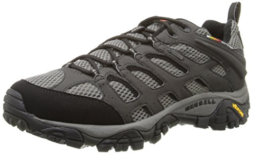 merrell-moab-gore-tex-mens-lace-up-low-rise-hiking-shoes-beluga-10-uk-445-eu