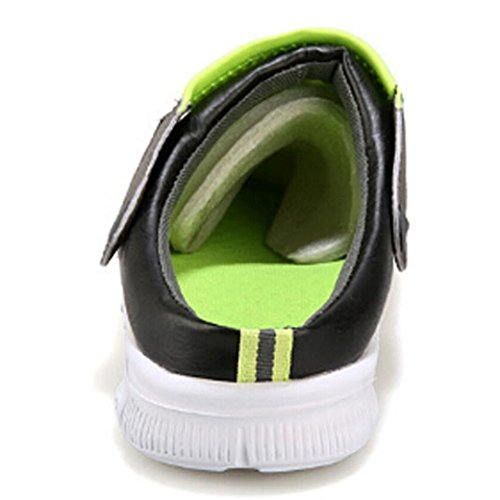 Ouneed® Ete Femme/Hommes Unisex Casual Plage Pantoufles Pied Respirante Chaussures Vert