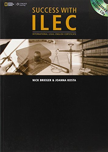 Success with ILEC: International Legal English Certificate by Nick Brieger (2008-02-15)