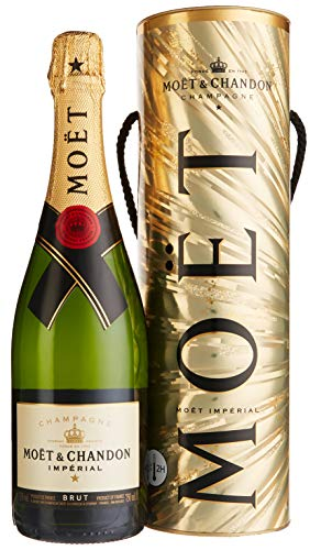 Moët & Chandon Champagne IMPÉRIAL Brut Champagner (1 x 0.75 l)