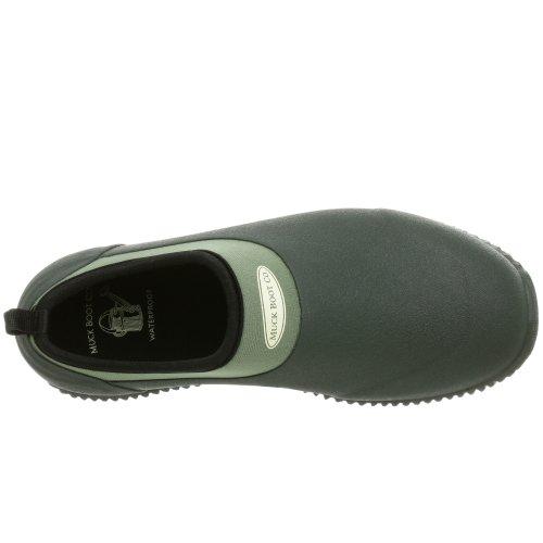 Muck Womens The Daily Rubber Boots Garden Green